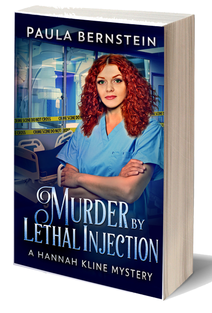 Lethal Injection by Paula Bernstein